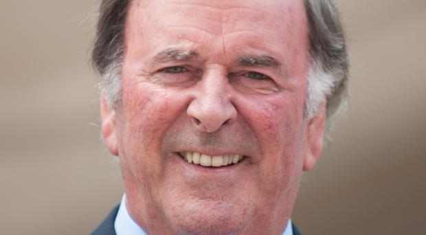 Sir Terry Wogan died in January after a battle with cancer