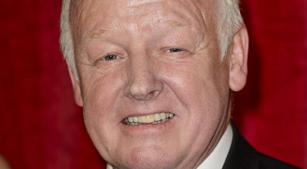 Les Dennis described his time on Coronation Street as a 'joy'