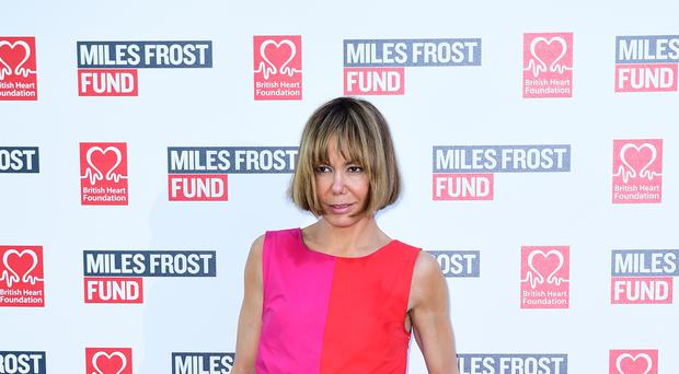 Tara Palmer-Tomkinson said she feared she was going to die