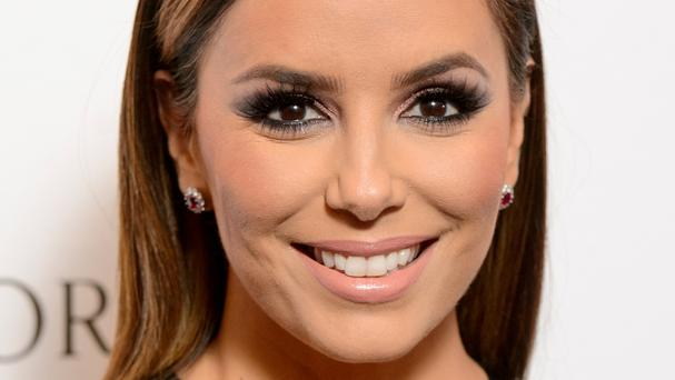 Eva Longoria arriving at the Global Gift Gala charity fundraiser, at the Corinthia Hotel, in Whitehall Place, London.