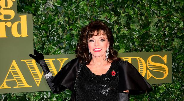 Dame Joan has dedicated an award to her late sister