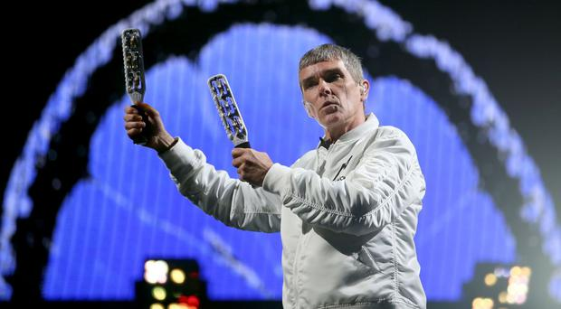 The Stone Roses were among the top acts at this year's T in the Park