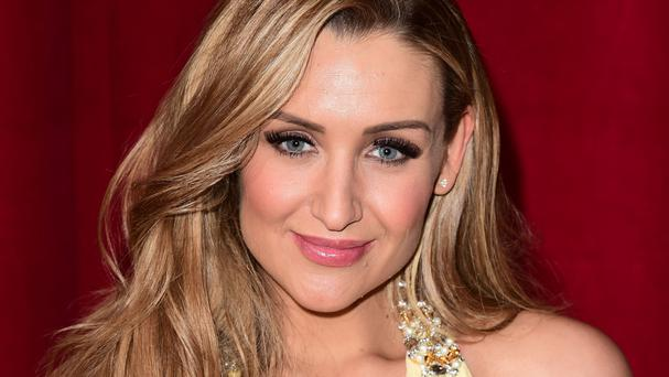There were complaints after Catherine Tyldesley's character Eva Price made the comment on an episode of Coronation Street