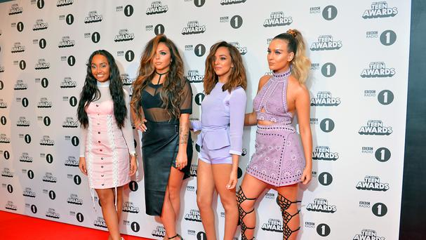 Little Mix could be set for their first number one album