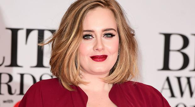 Adele's 2016 tour marked the first time she had toured in four years