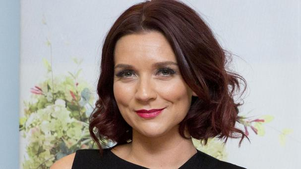 Candice Brown said it was her boyfriend Liam Macaulay who had encouraged her to apply for the show