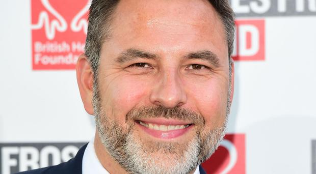 David Walliams will kick off the series by fronting the programme for its first week on air