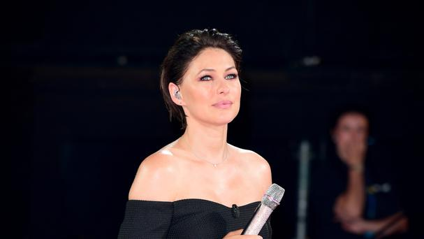 Emma Willis said she was looking forward to combining her love of music with presenting