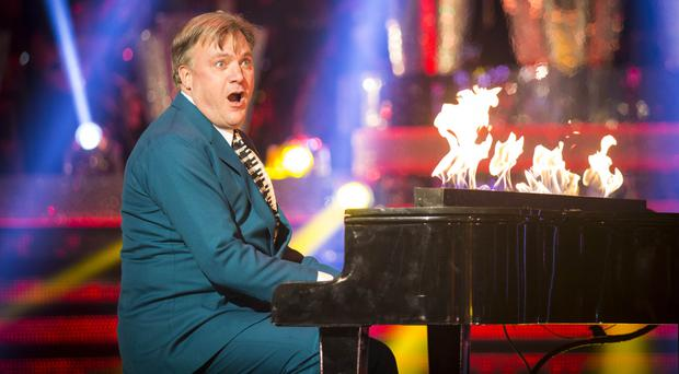 Ed Balls is taking part in the BBC show Strictly Come Dancing