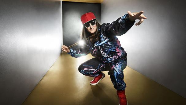 MANDATORY CREDIT REQUIRED: SYCO/THAMES TV Undated handout photo issued by ITV of X Factor contestant Honey G whose performance on the show was disrupted by a group who stormed the stage.