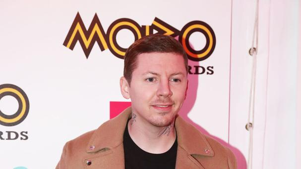 Professor Green fronted a documentary on male suicide