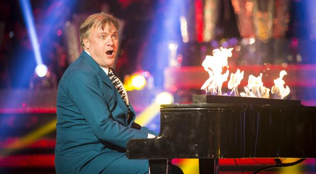 Fan favourite Ed Balls will be joining the Strictly Come Dancing live tour next year (BBC/PA)