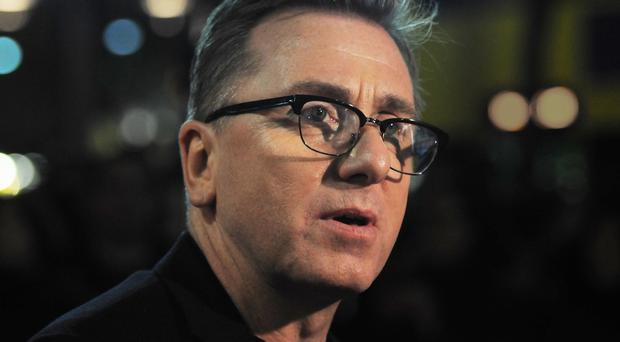 Tim Roth plays the lead role as notorious serial killer John Christie