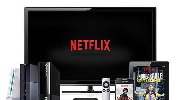 Netflix members worldwide can now download episodes and movies