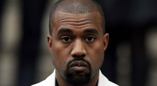 Kanye West had been admitted to hospital on November 21 suffering from 'temporary psychosis due to sleep deprivation and dehydration' celebrity news website TMZ said
