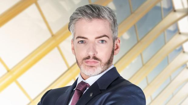 Dillon St. Paul has been fired from The Apprentice (BBC/PA)