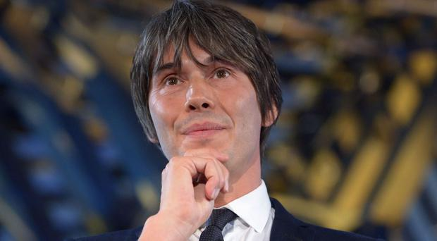 Brian Cox has toured for 48 days to an audience of more than 75,000 people
