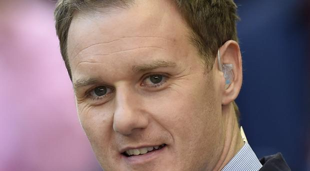 BBC Breakfast presenter Dan Walker whom Len Goodman thought had good 'hip action'