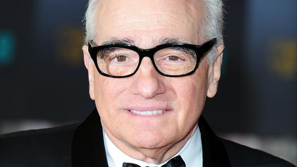 Martin Scorsese said America was 'still stunned' by last month's presidential election