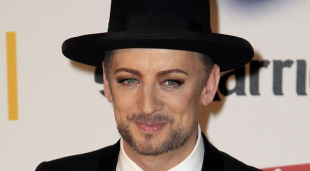 Boy George will be a judge on The Voice Australia