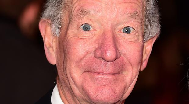 Michael Buerk will host the 15-part Royal Recipes series on BBC One