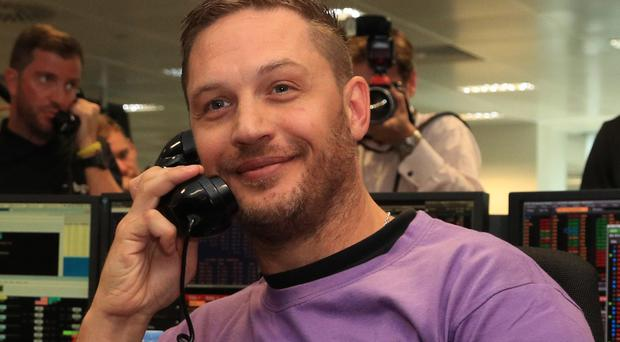 Actor Tom Hardy is the latest big name to appear on CBeebies Bedtime Stories