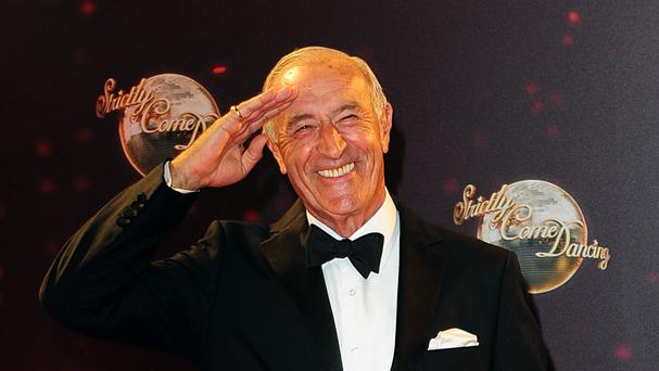Judge Len Goodman said he had 'lots of qualms' about the television dance competition before it started
