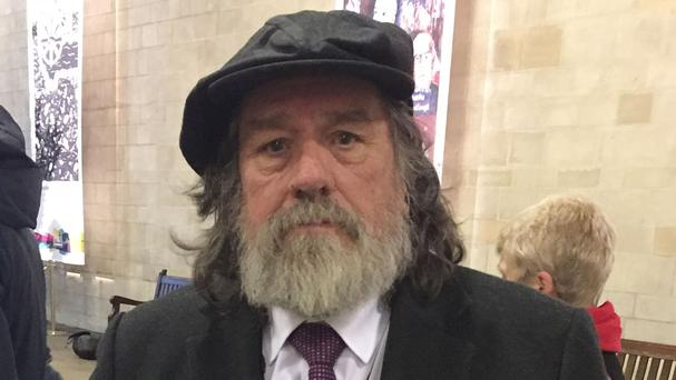 Ricky Tomlinson's son Clifton died after a battle with alcohol addiction