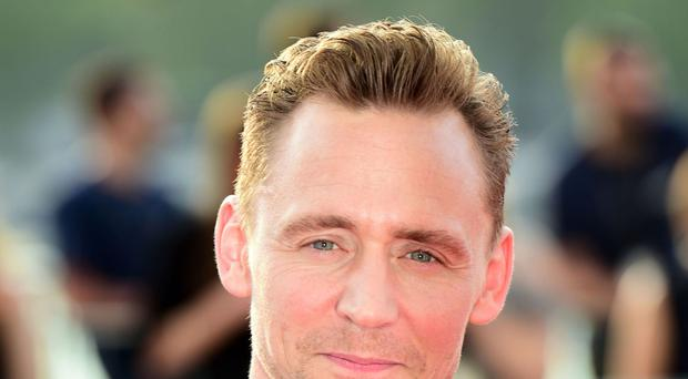 Tom Hiddleston is nominated for a Golden Globe for his role in The Night Manager