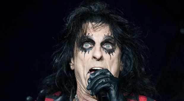 Alice Cooper will return to Wembley Arena on his UK tour