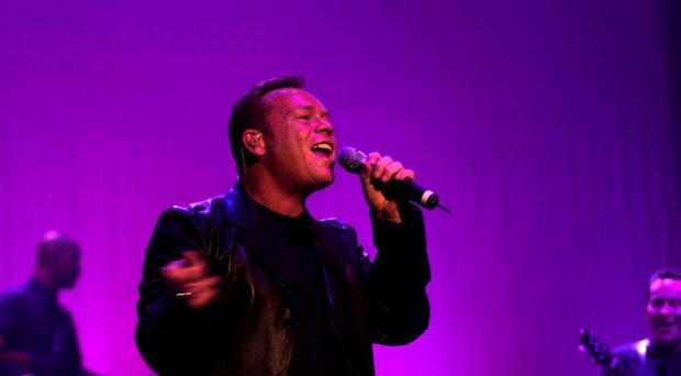 Ali Campbell criticised his brother who is now in a rival band