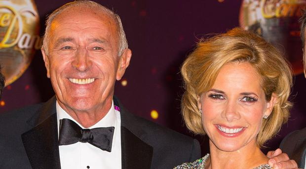 The BBC has denied that Darcey Bussell is intended to be promoted to chief judge after Len Goodman leaves