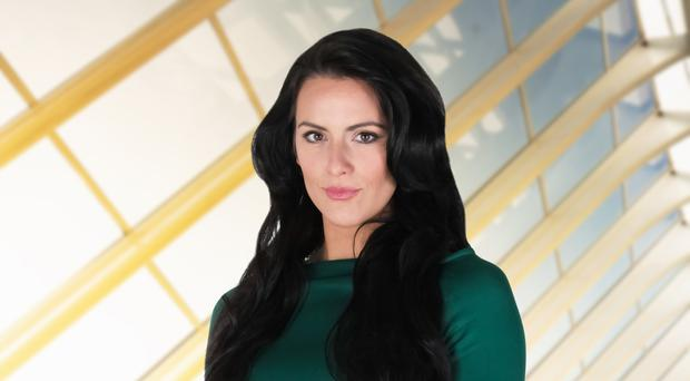 The Apprentice hopeful Jessica Cunningham, one of the final five candidates.