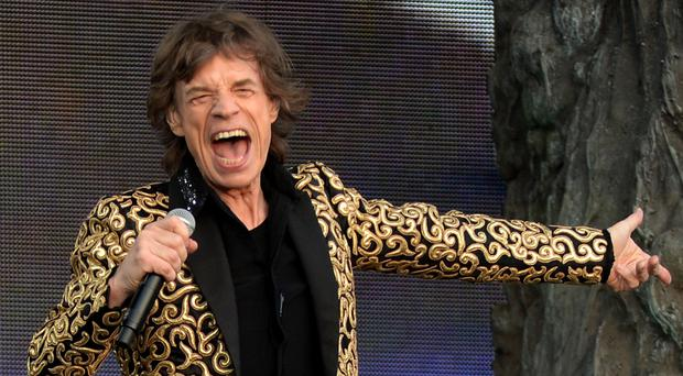 Sir Mick Jagger is a father of eight