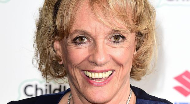 Dame Esther Rantzen has spoken of how different Christmas was in the 1940s and 1950s