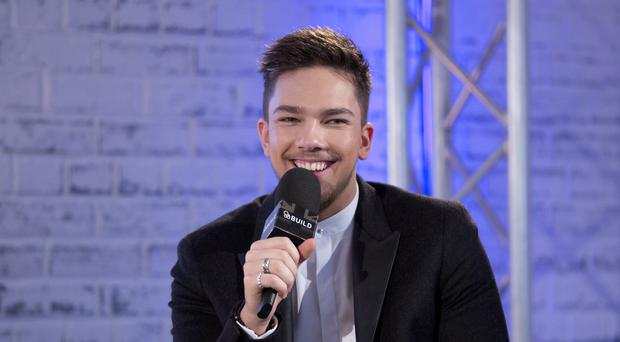 The London Hospices Choir faces competition from X Factor winner Matt Terry