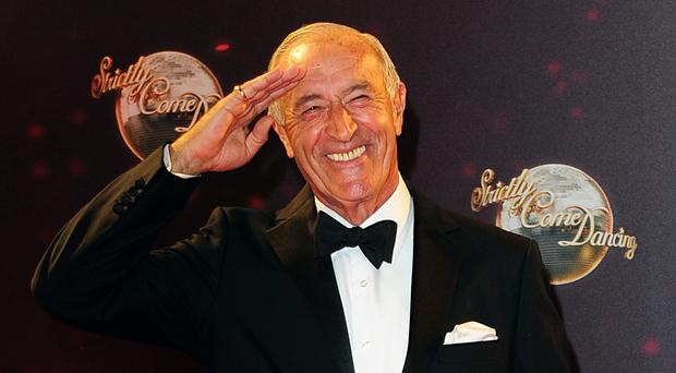 Len Goodman bowed out of the BBC1 dance contest on Saturday night
