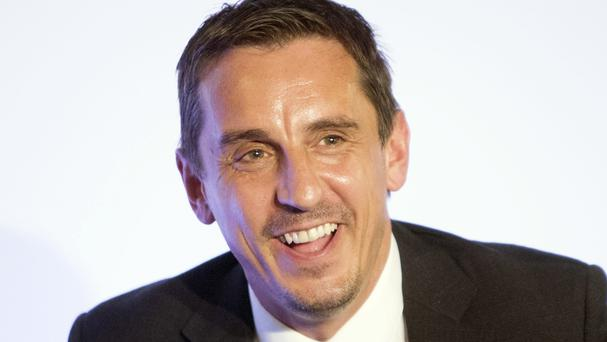 Ex-Manchester United and England footballer Gary Neville signed a 20-year lease on a building where the nightclub will be situated