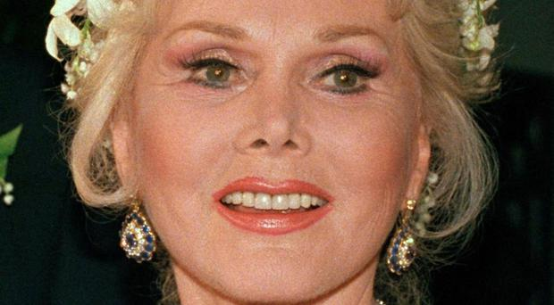 Much married: Zsa Zsa Gabor