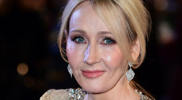 J K Rowling sent Harry Potter books to Bana in Syria