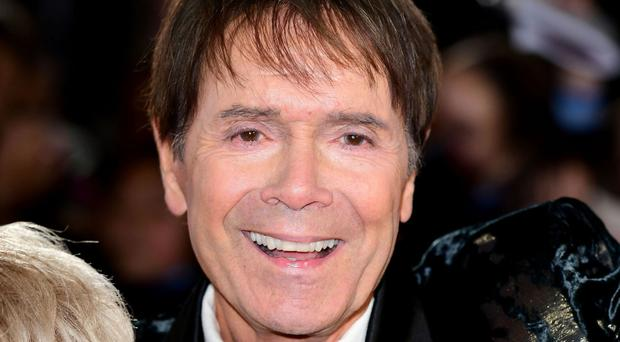 Sir Cliff said learning to forgive his accuser was the turning point that helped him release 'all that hate and anger'