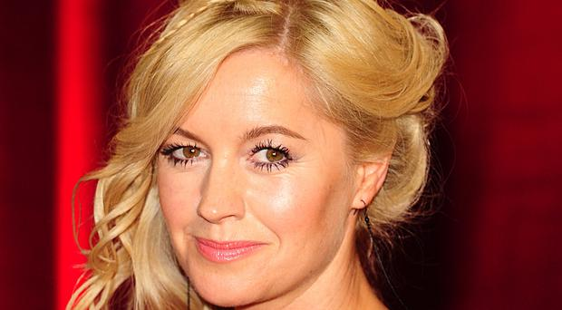 Alex Fletcher, who plays Diane O'Connor in Hollyoaks