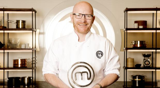 Gary Maclean, who has become MasterChef: The Professionals Champion 2016