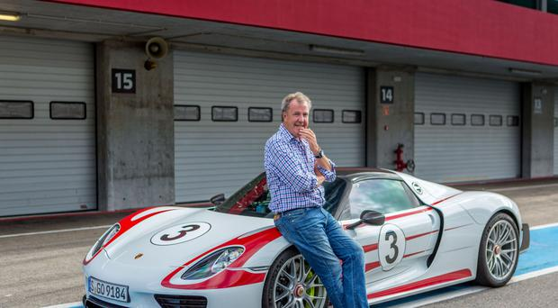 Jeremy Clarkson is at the centre of controversy again
