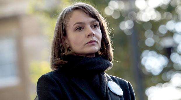 Carey Mulligan is an ambassador for the Alzheimer's Society and War Child