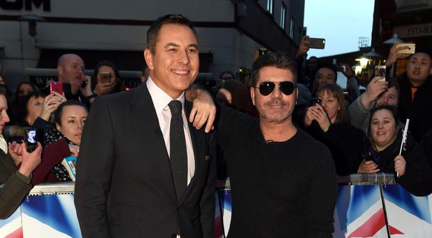 David Walliams said the question he is most frequently asked about his Britain's Got Talent co-star Simon Cowell concerns his sexuality