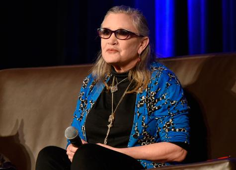 Best-seller: Carrie Fisher