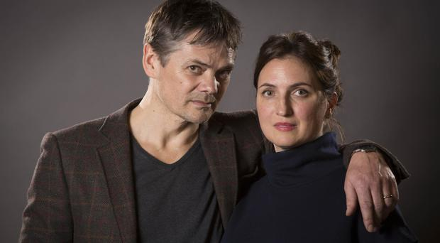 The storyline involved characters Helen and Rob Titchener, played by Louiza Patikas and Timothy Watson (BBC/PA)