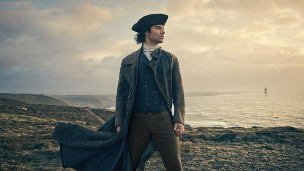 It seems viewers can't get enough of Aidan Turner in Poldark (BBC/PA)