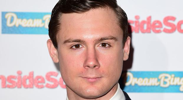 Danny-Boy Hatchard, whose character Lee Carter is leaving EastEnders.